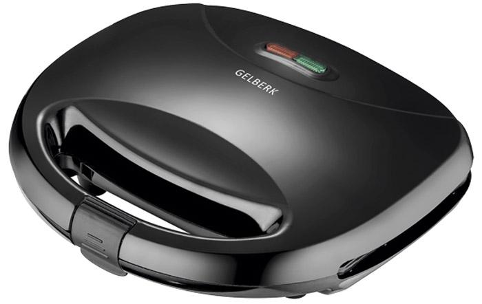 Электрогриль Gelberk GL-550, черный