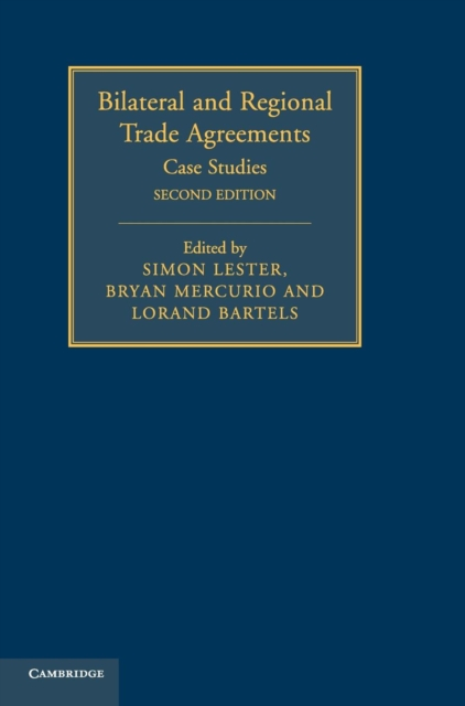Bilateral and Regional Trade Agreements the world trade organization knowledge agreements