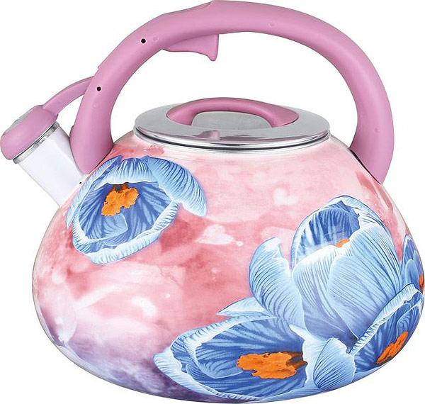 Чайник эмалированный Чудесница, 3,5 л. ЭЧ-3505 чайник чудесница эч 2019