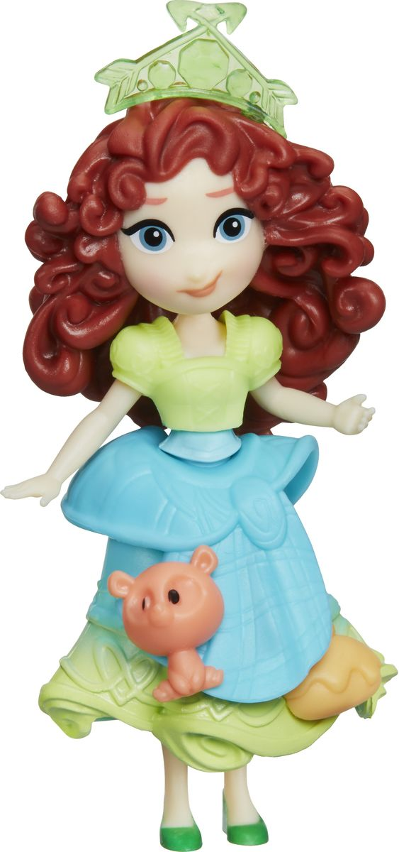 Disney Princess Мини-кукла Little Kingdom Merida