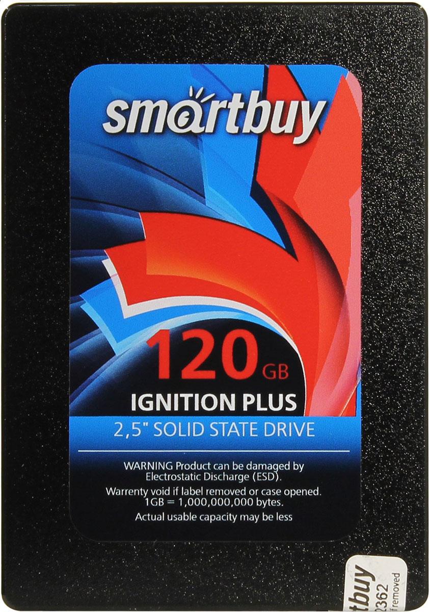 SSD диск SmartBuy Ignition Plus 120GB (SB120GB-IGNP-25SAT3) компьютер игровой