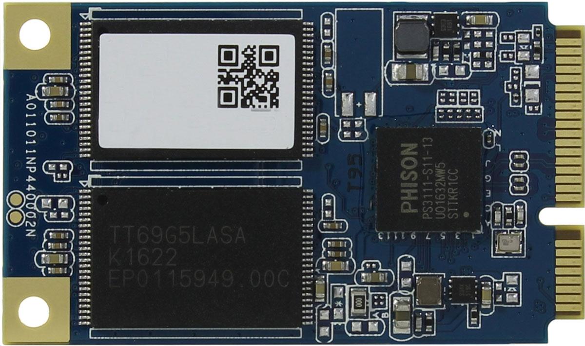 SSD диск SmartBuy mSATA S11 128GB (SB128GB-S11T-MSAT3) внутренний ssd накопитель 128gb smartbuy s11 sb128gb s11tlc msat3 msata sata3