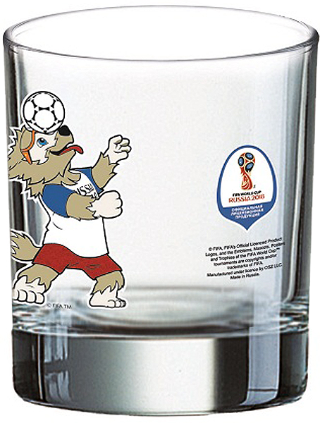 Стакан низкий FIFA