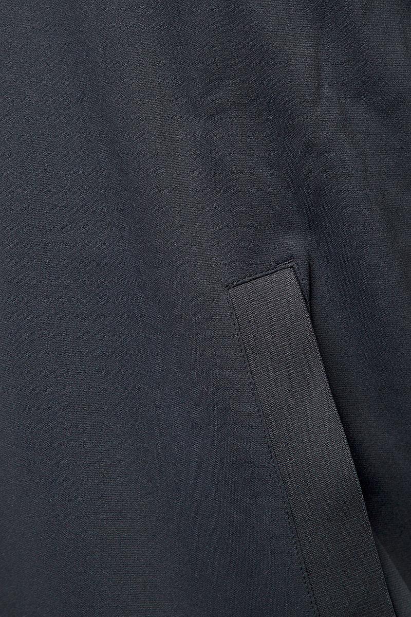 Купить Ветровка мужская Asics Knit Bomber Jacket, цвет: черный. 153436-0904. Размер S (44) на XWAP.SU