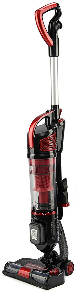 Вертикальный пылесос Kitfort КТ-521-1, Red цена и фото