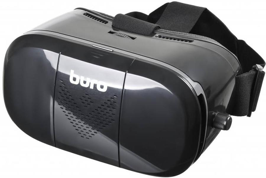 Buro VR-369, Black очки виртуальной реальности тест драйв шлема виртуальной реальности sony playstation vr