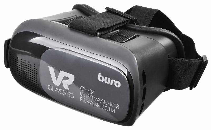 Buro VR-368, Black очки виртуальной реальности
