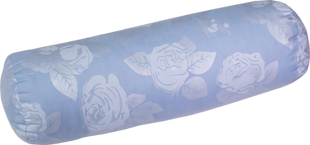 Подушка Bio-Textiles Валик, наполнитель: холлофайбер, 40 х 10 см