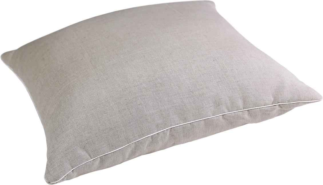 Подушка Bio-Textiles Полезный сон, наполнитель: лебяжий пух, 40 х 60 см подушка bio textiles полезный сон наполнитель лебяжий пух цвет бежевый 50 х 70 см psl737
