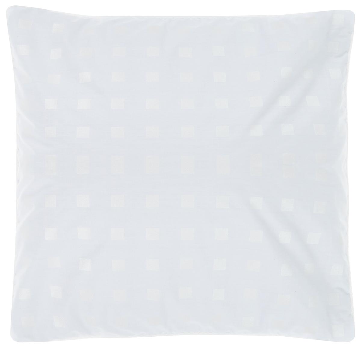 Подушка Bio-Texteles Сила природы, наполнитель: лузга гречихи, 40 х 40 см. SP286 подушка bio textiles здоровый сон наполнитель лузга гречихи 40 х 60 см