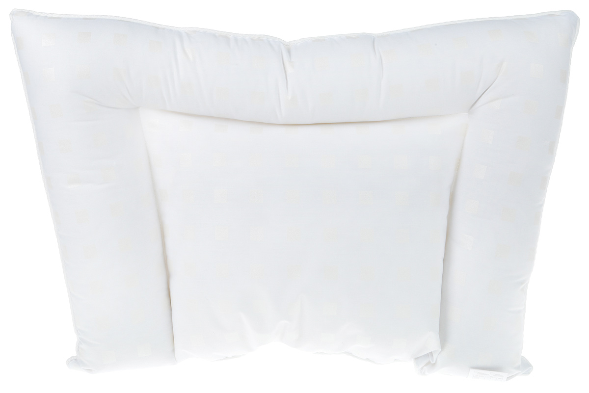 Подушка Bio-Textiles Малышка+, наполнитель: лебяжий пух, 40 х 60 см