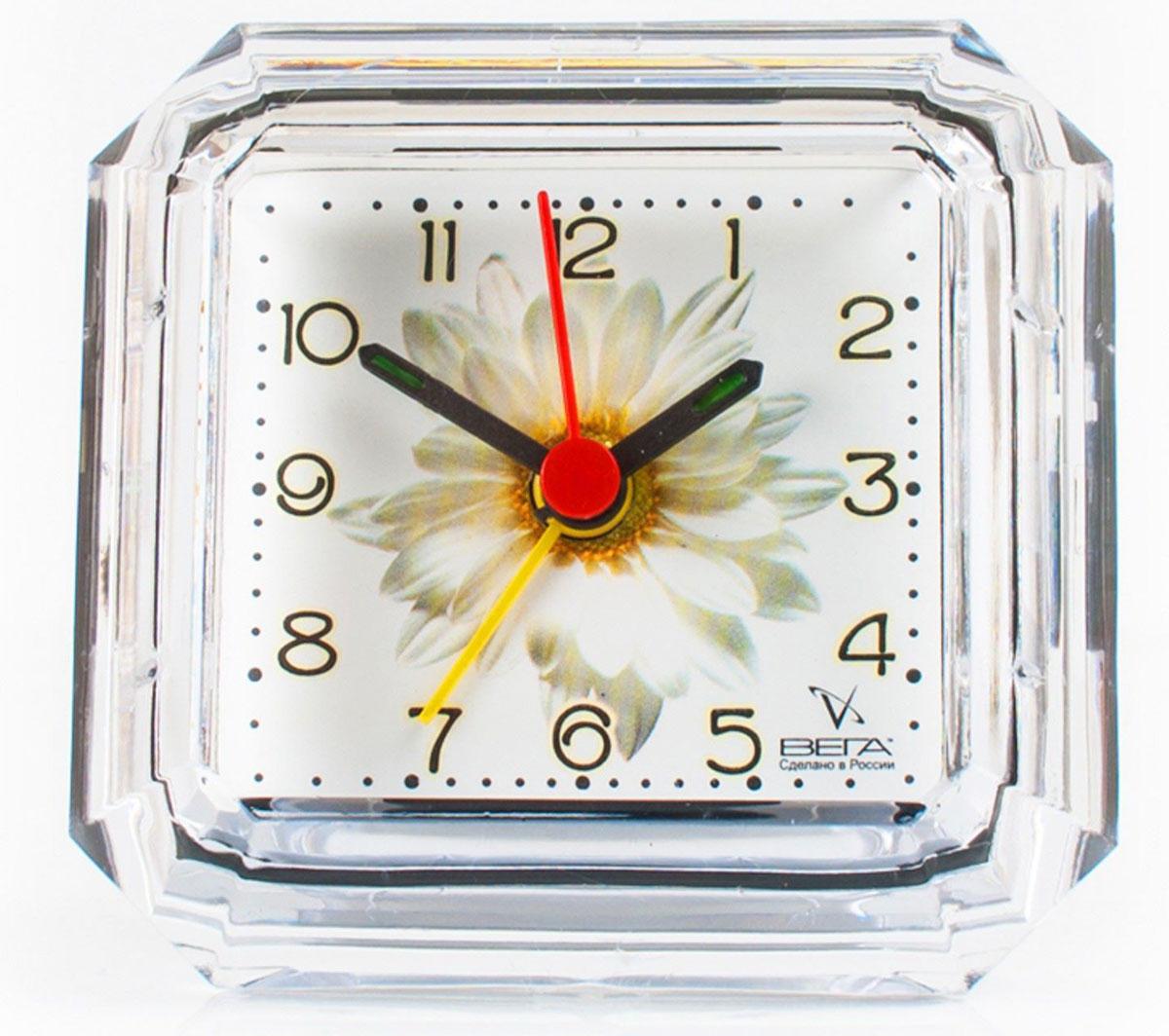 Настольные часы Вега