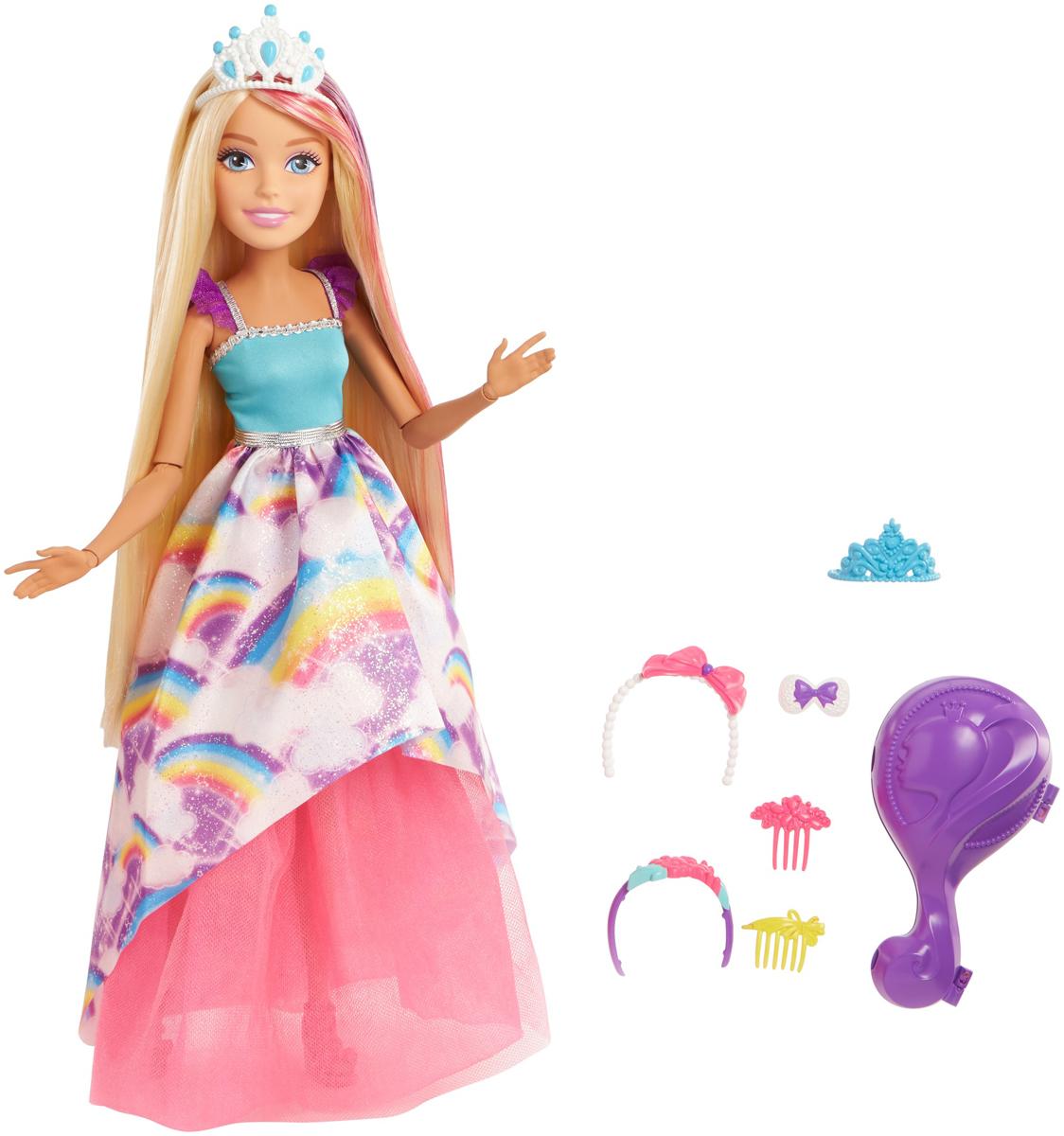 Barbie Кукла Принцесса FMV95