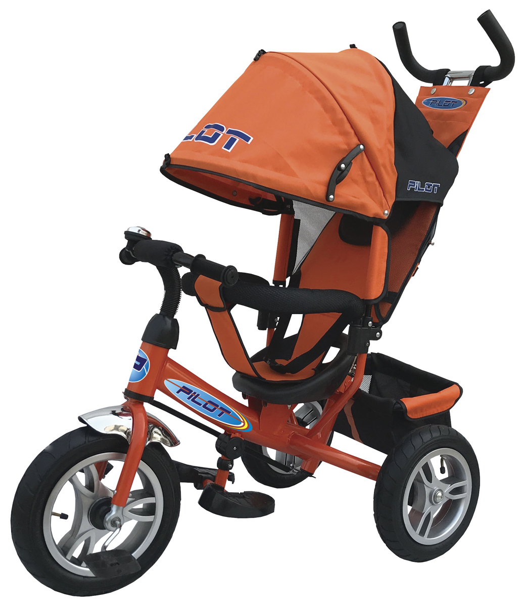 Pilot Велосипед трехколесный цвет оранжевый PTA3O