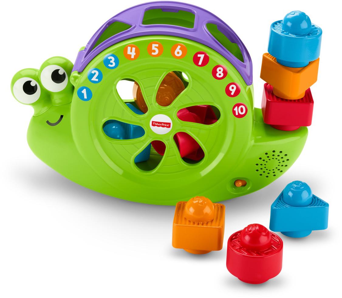 Fisher-Price Infant Toys Сортер Улитка
