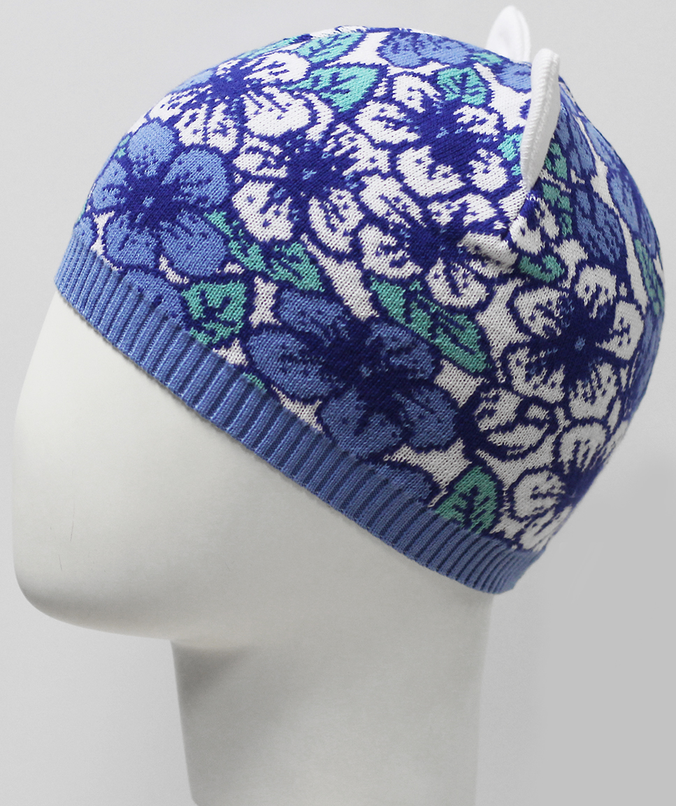 Шапка Marhatter шапка для девочки marhatter цвет сиреневый mdh7223 размер 40 42