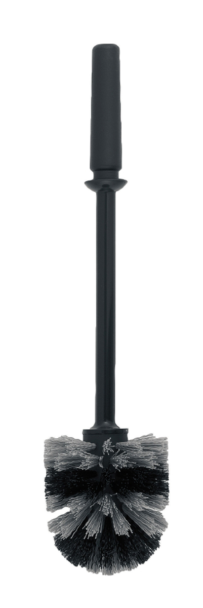 Ершик для туалета Brabantia, сменный, цвет: черный. 201240 щетка для туалета