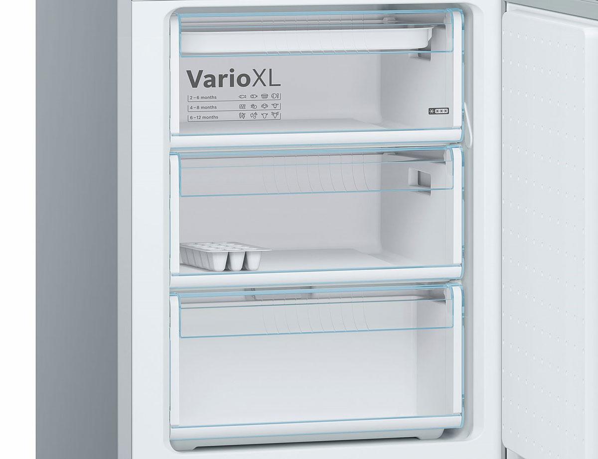 Холодильник Bosch KGE 39AI2OR, серебристый Bosch