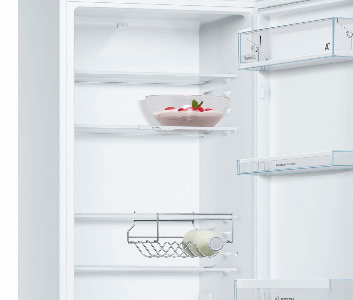 Холодильник Bosch KGE39XW2AR, белый Bosch