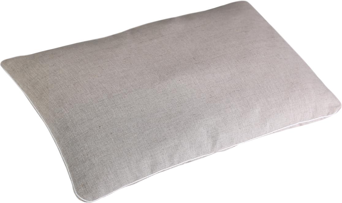 Подушка Bio-Textiles Сила природы, наполнитель: лузга гречихи, 40 х 60 см. SP493 подушка bio textiles здоровый сон наполнитель лузга гречихи 40 х 60 см
