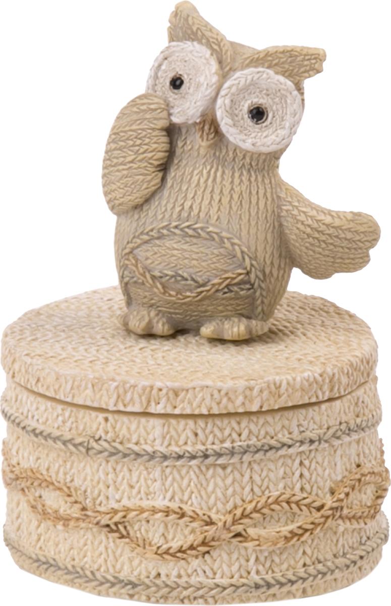 Шкатулка Magic Home Застенчивая сова. 76653 шкатулка путешествие magic home