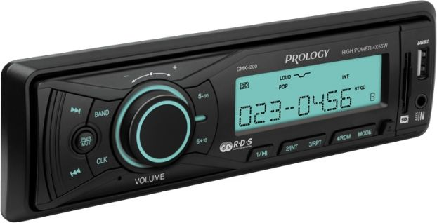 Prology CMX-200 автомагнитола автомагнитола prology cmx 120