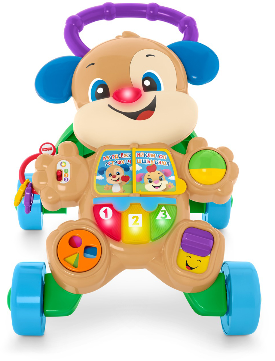 Fisher-Price Infant Toys Ходунки Ученый Щенок