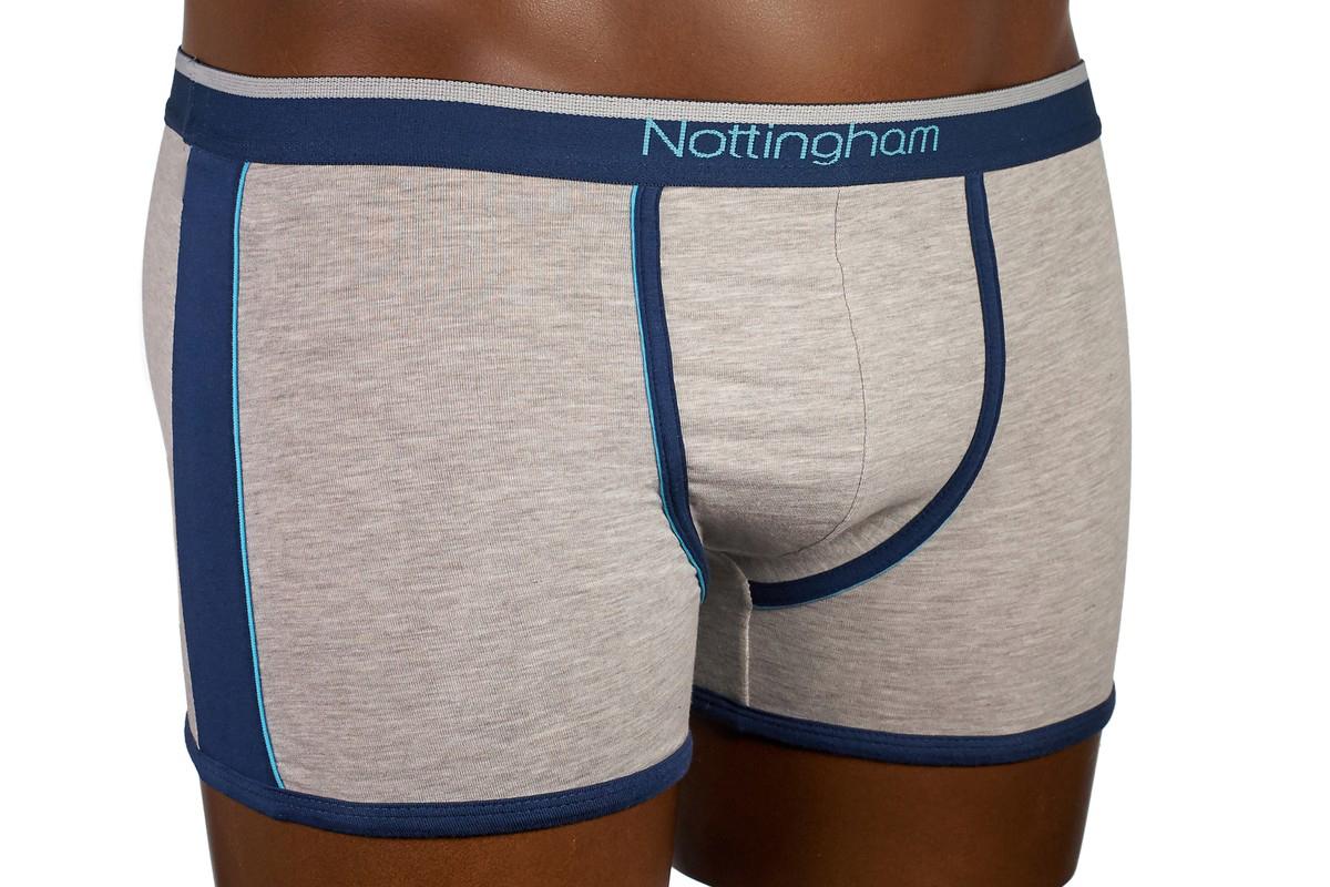 Трусы Nottingham трусы боксеры мужские nottingham цвет светло серый 14490 размер xl 52