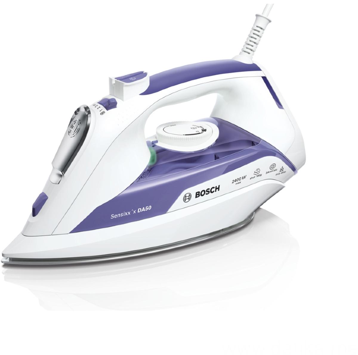 Утюг Bosch TDA5024010, Violet White