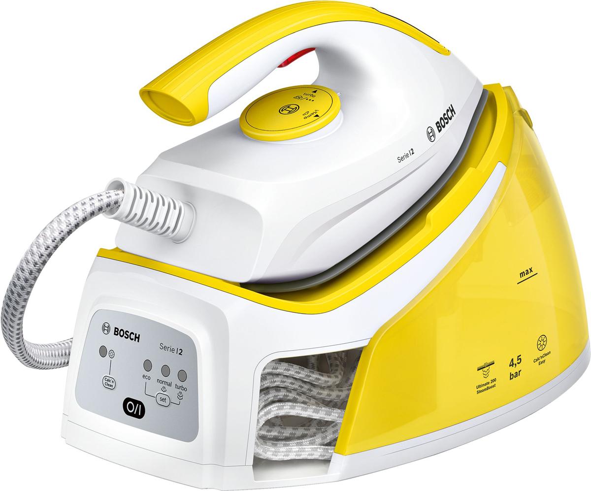 Парогенератор Bosch TDS2120, Yellow White