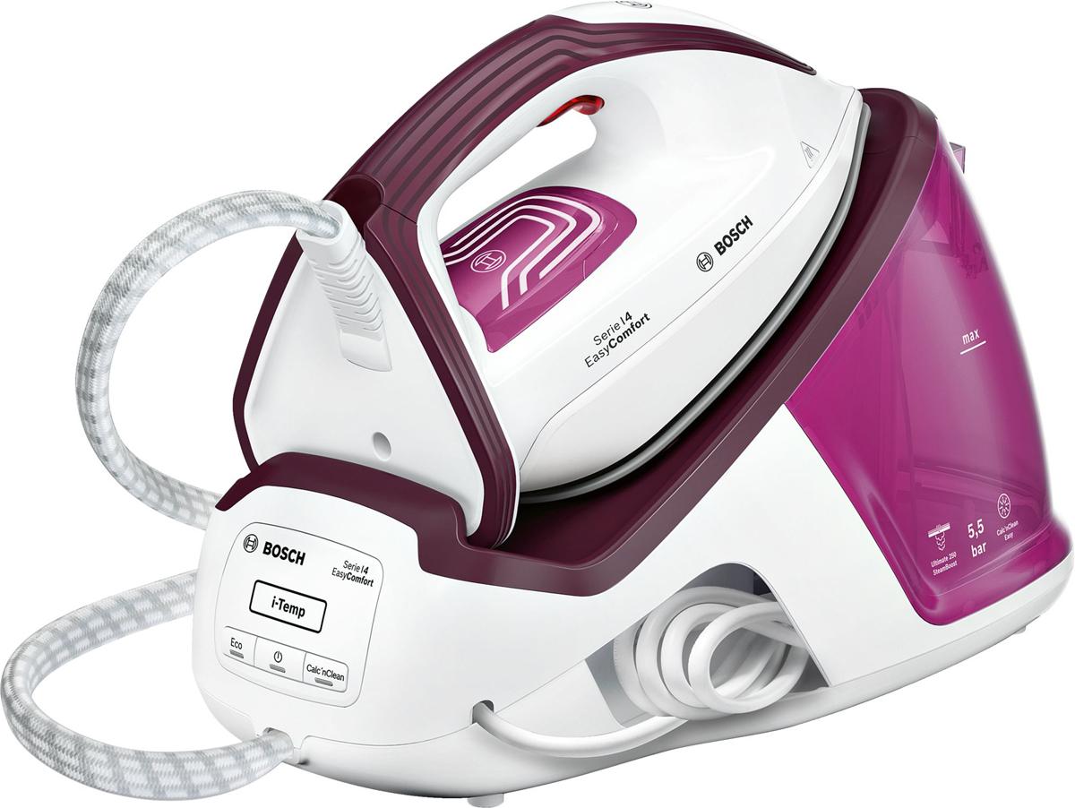 Парогенератор Bosch TDS4020, Purple White