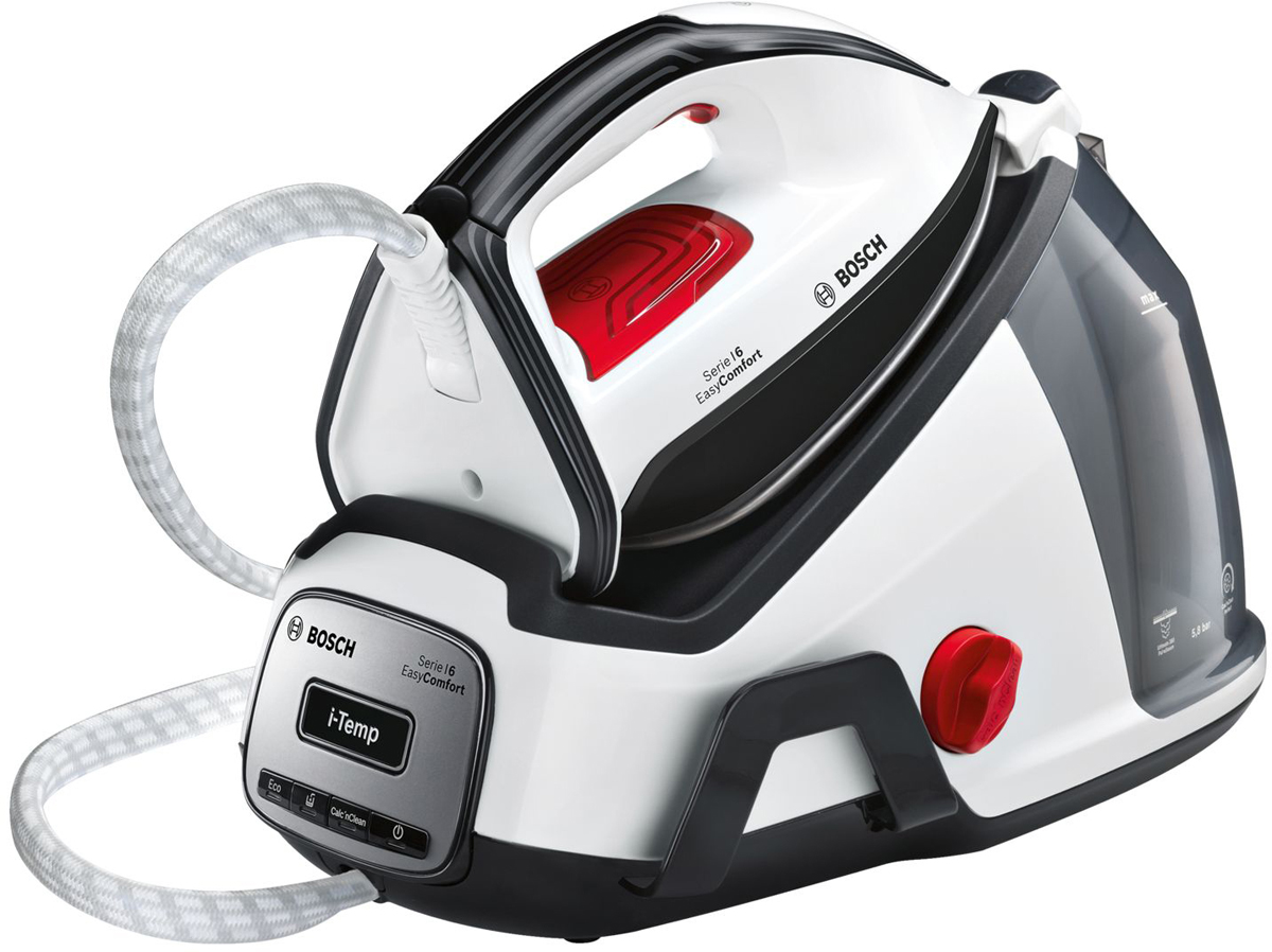 Парогенератор Bosch TDS6041, Black White
