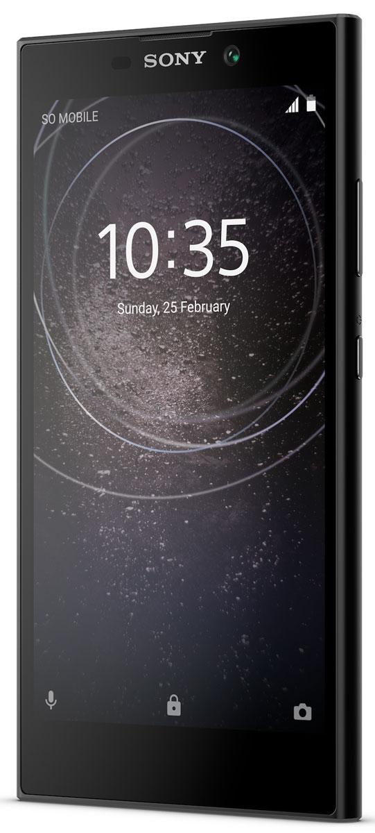 Смартфон Sony Xperia L2 3/32GB, черный