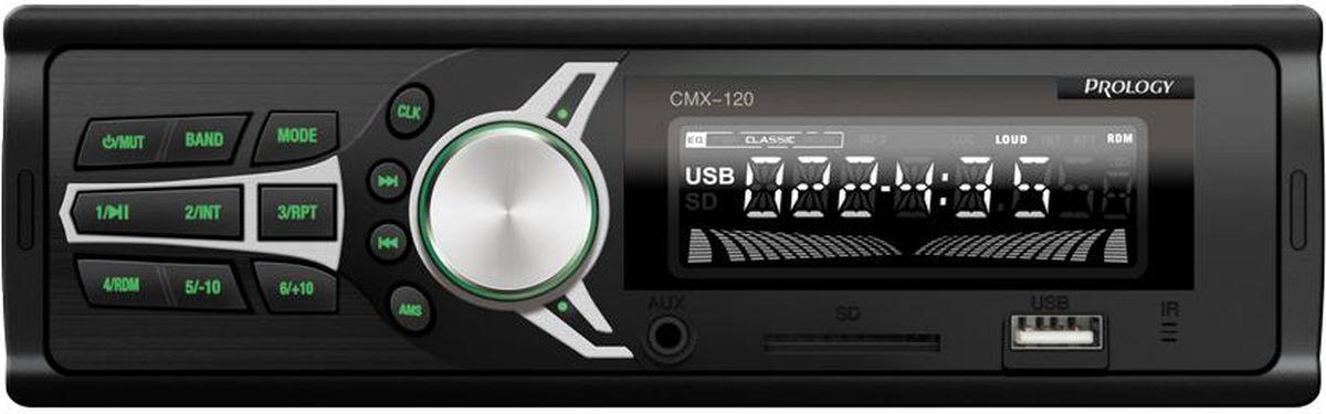 Prology CMX-120 автомагнитола автомагнитола prology cmx 120