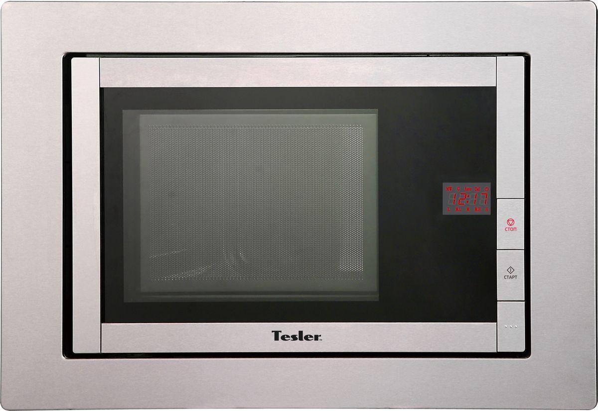 Tesler MEB-2070X, Silver микроволновая печь встраиваемая