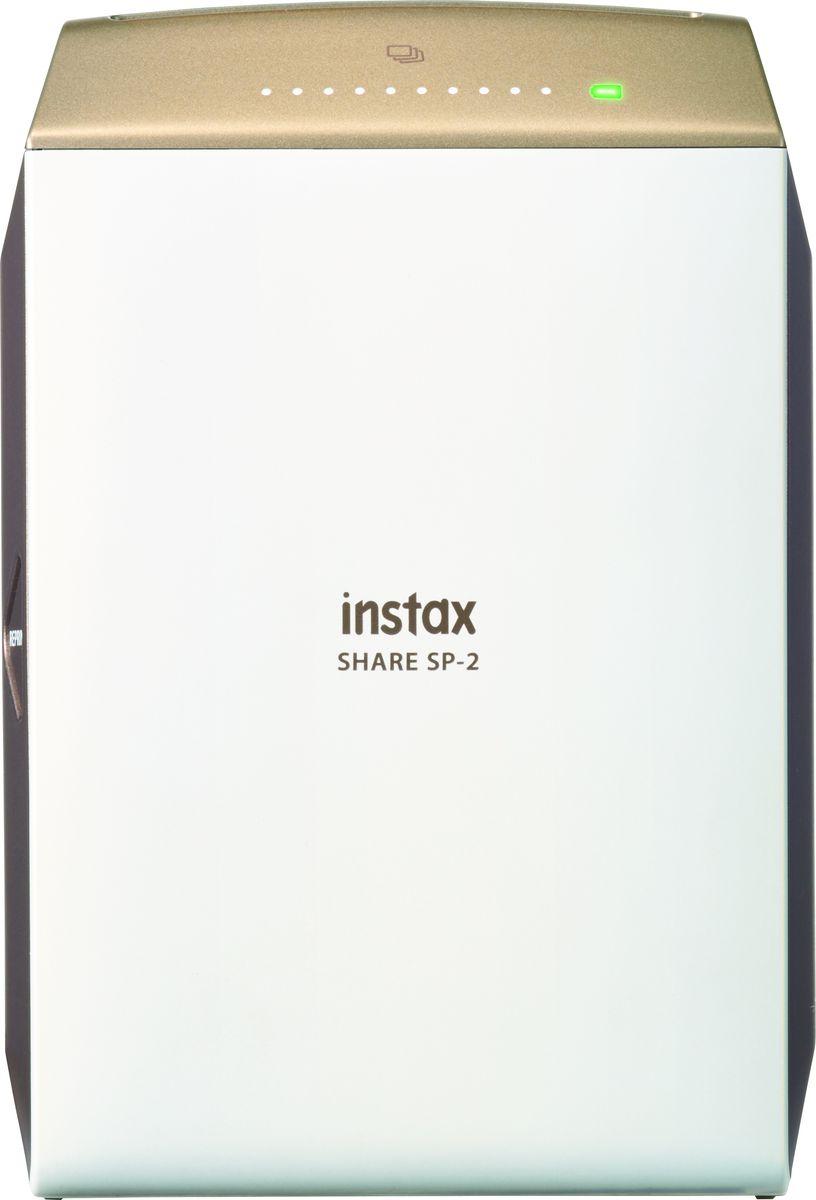 Принтер Instax Share SP-2, Gold