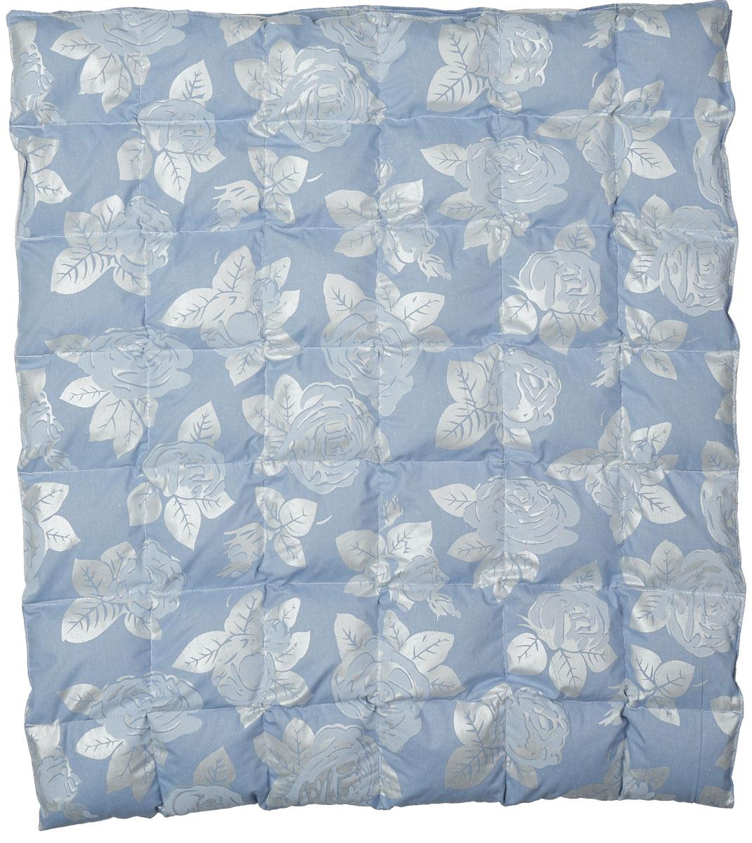 Наматрасник Bio-Textiles голубой