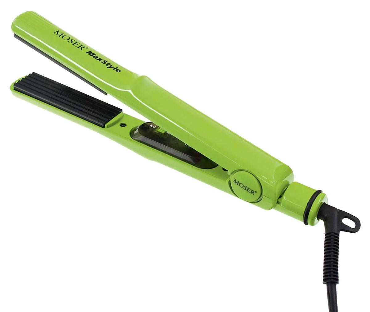 Щипцы для волос Moser Crimper MaxStyle, Green 4415-0050 f rg6 rg59 connectors coax coaxial crimper wire stripper compression crimper tool kit