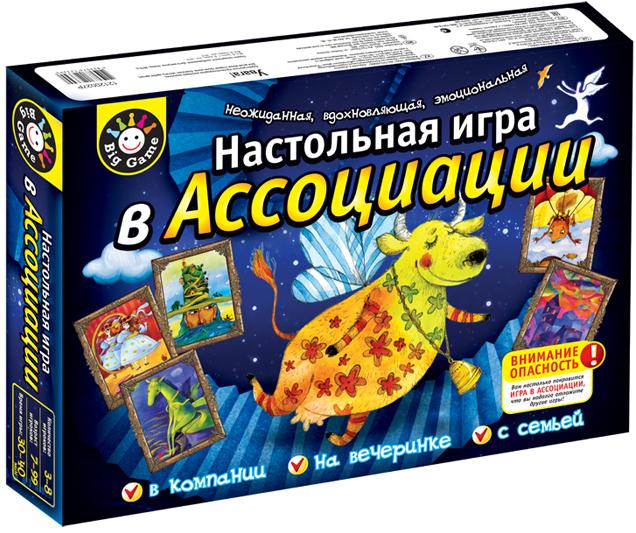 Ranok Настольная игра Ассоциации