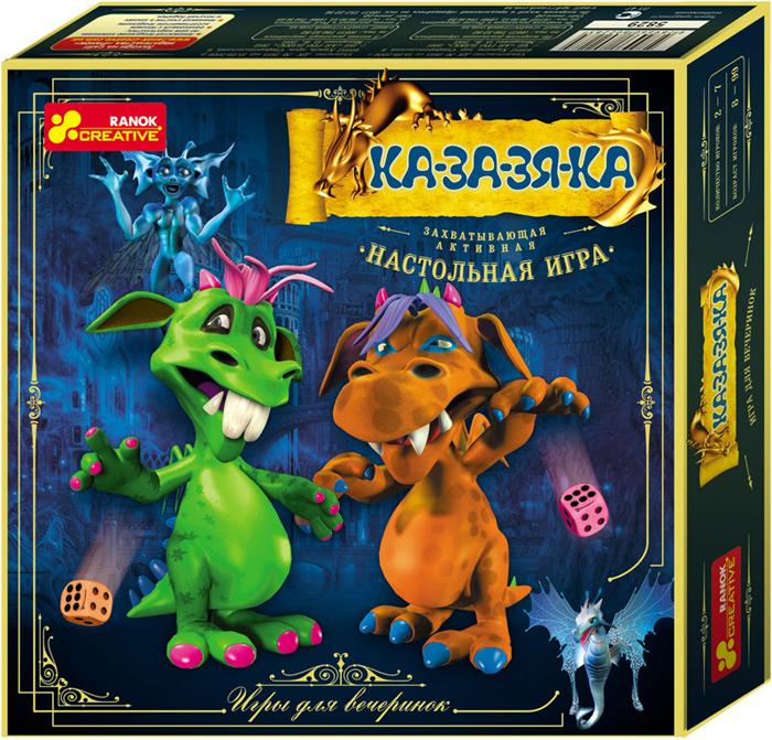 Ranok Настольная игра Ка-за-зя-ка