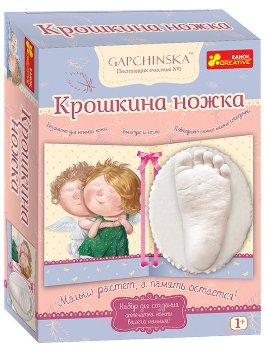 Ranok Набор для творчества Крошкина ножка цена