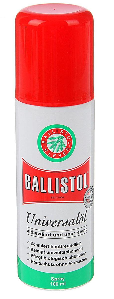 Масло Ballistol, универсальное, 100 мл