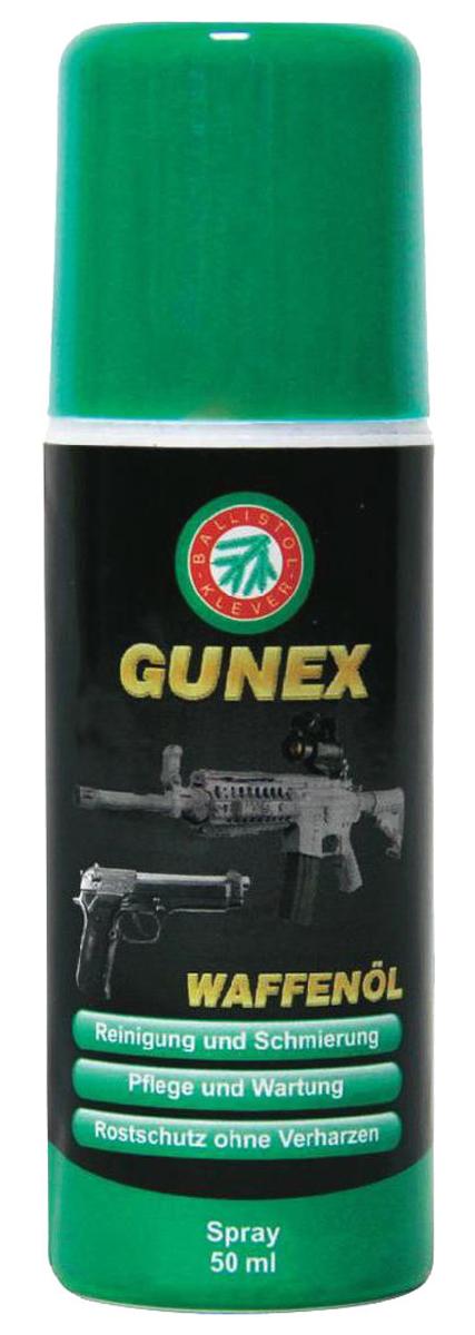 Масло оружейное Ballistol Gunex 2000, 50 мл