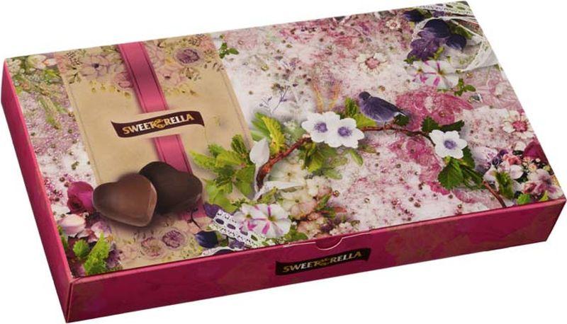 Sweeterella Сладкое настроение шоколадные конфеты, 125 г шоколеди тайна искушения конфеты шоколадные 195 г