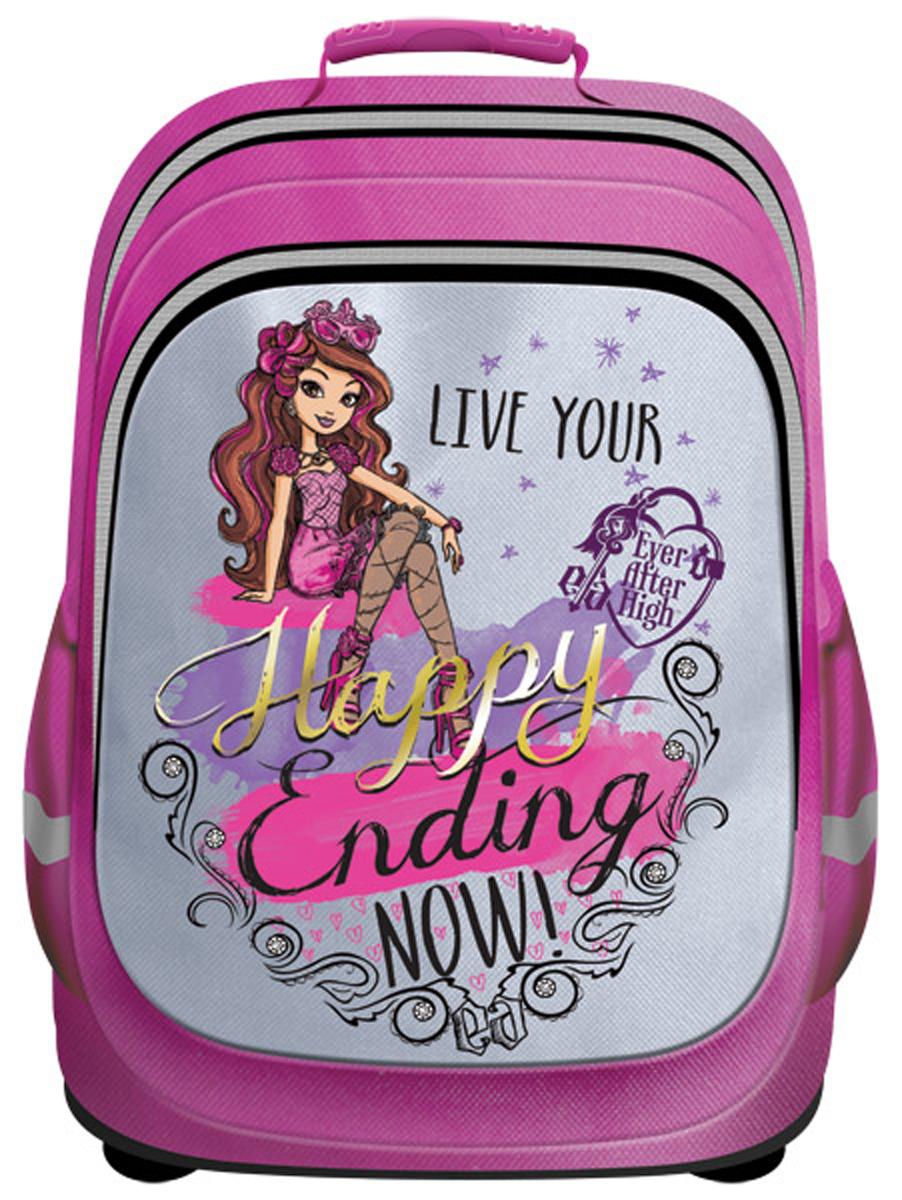 Mattel Школьный рюкзак Nice Bag Ever After High mattel пенал с наполнением ever after high 17 предметов цвет фиолетовый розовый