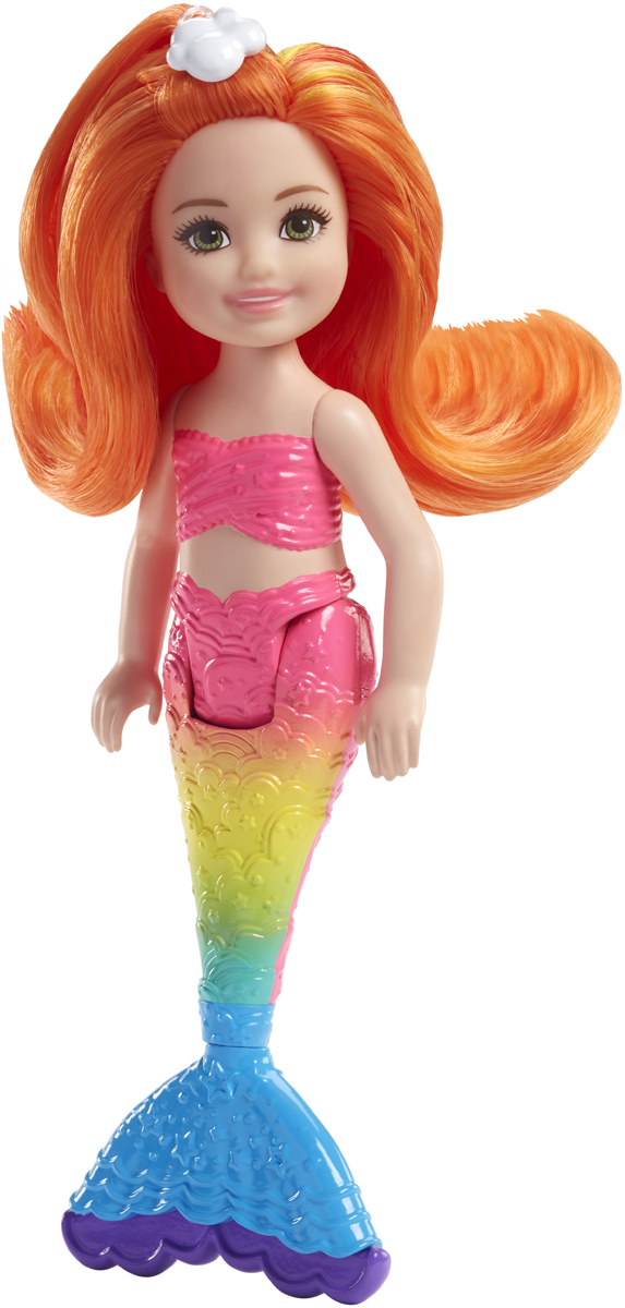 Barbie Мини-кукла Маленькие русалочки barbie мини кукла маленькие русалочки fkn04