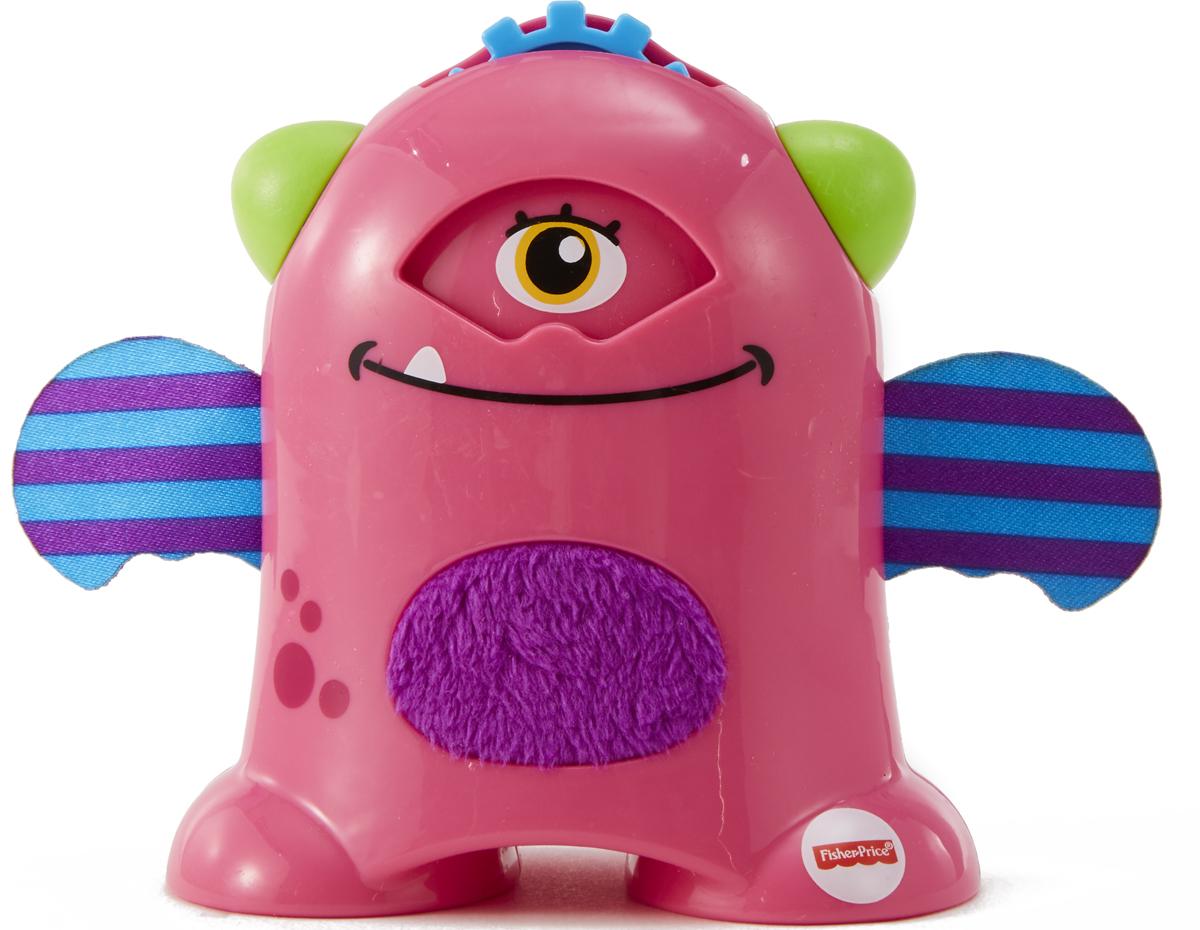Fisher-Price Infant Toys Развивающая игрушка Мини-монстрик FHF83_FHF80 fisher price infant каталка обучающая черепашка на колесиках