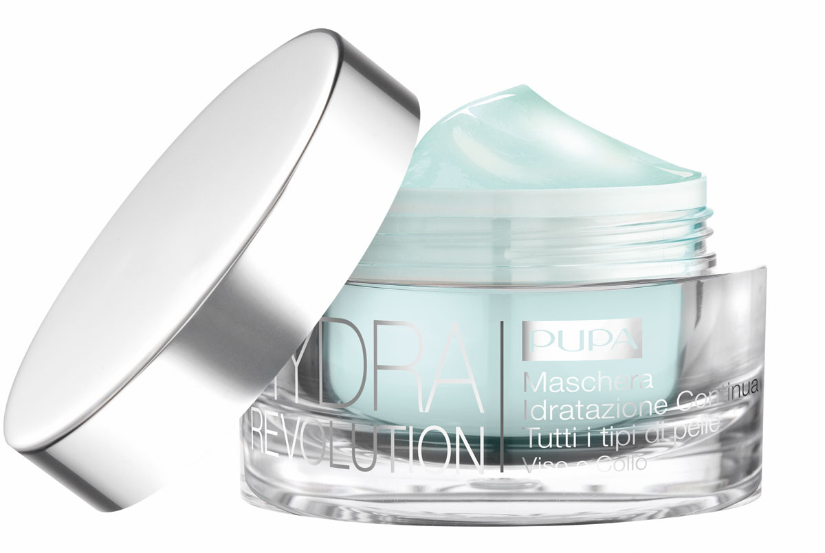 Pupa Увлажняющая маска для лица Continuous Hydration Mask, 50 мл