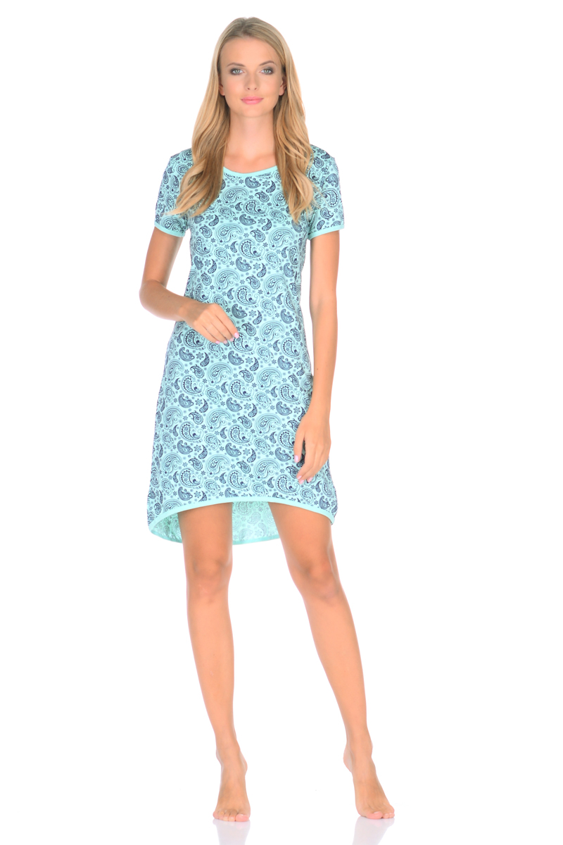 Ночная рубашка Letto Home Textile letto кпб детский letto парусный клуб нав ка 50х70 100