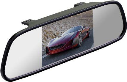 Silverstone F1 Interpower IP Mirror 4,3 зеркало заднего вида с монитором как подключить веб камеру